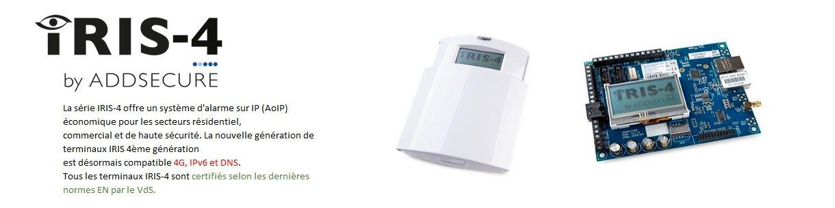 IRIS-4 IP/4G transmitters