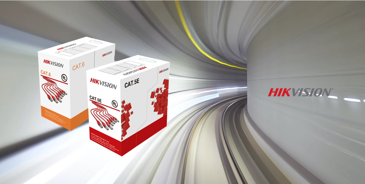 Hikvision Network Cable