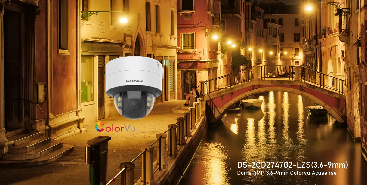 Hikvision ColorVu DS-2CD2747G2-LZS(3.6-9mm)