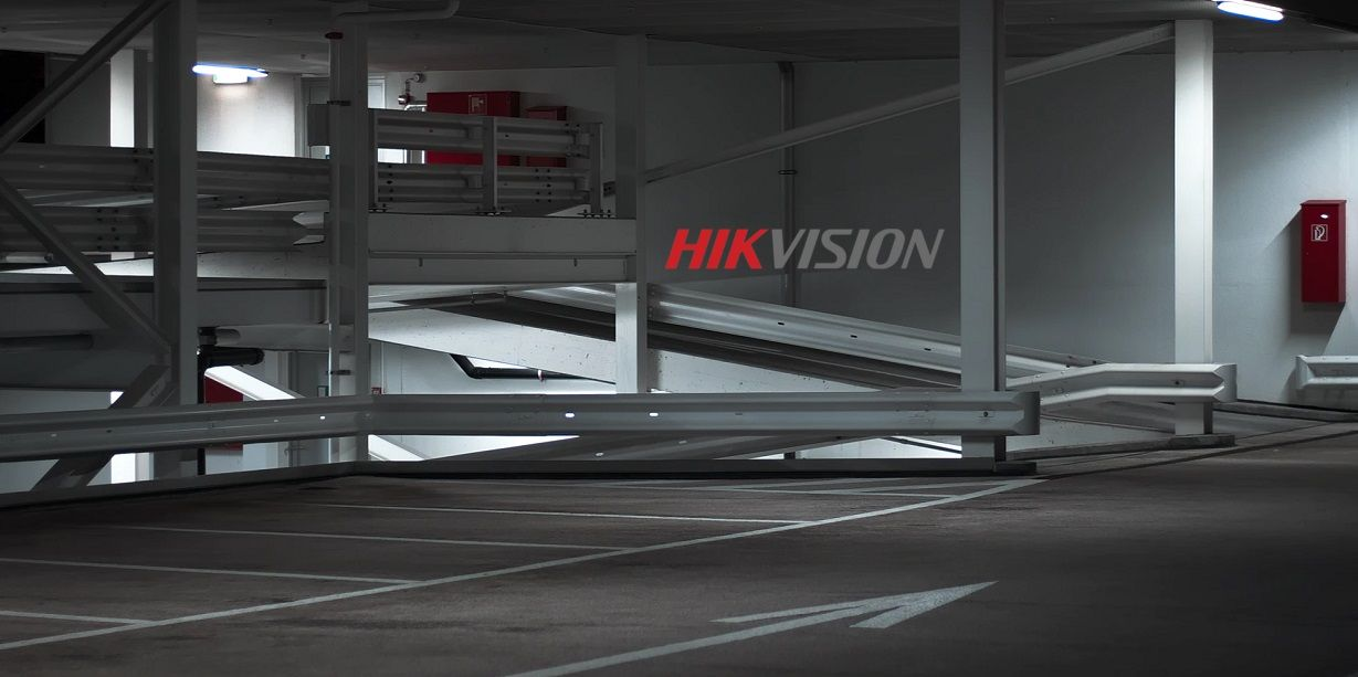 HIKVISION parking managment solution