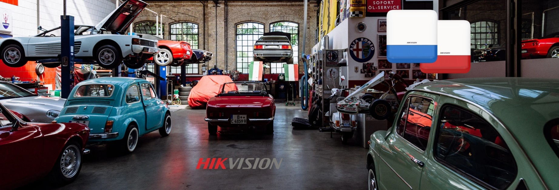 Hikvision AX Pro