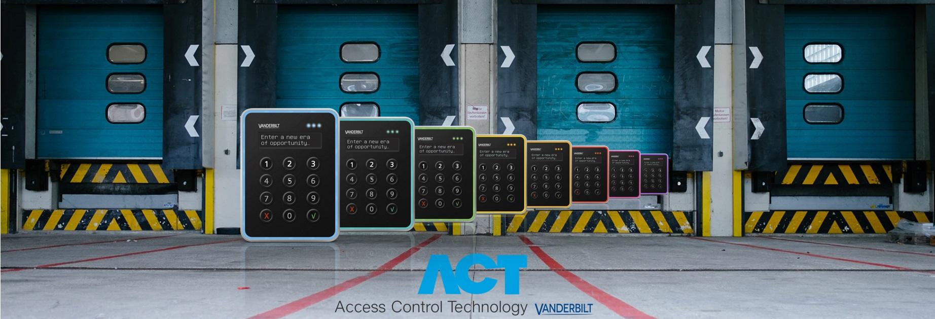 Vanderbilt ACT Pro Access Control Solutions