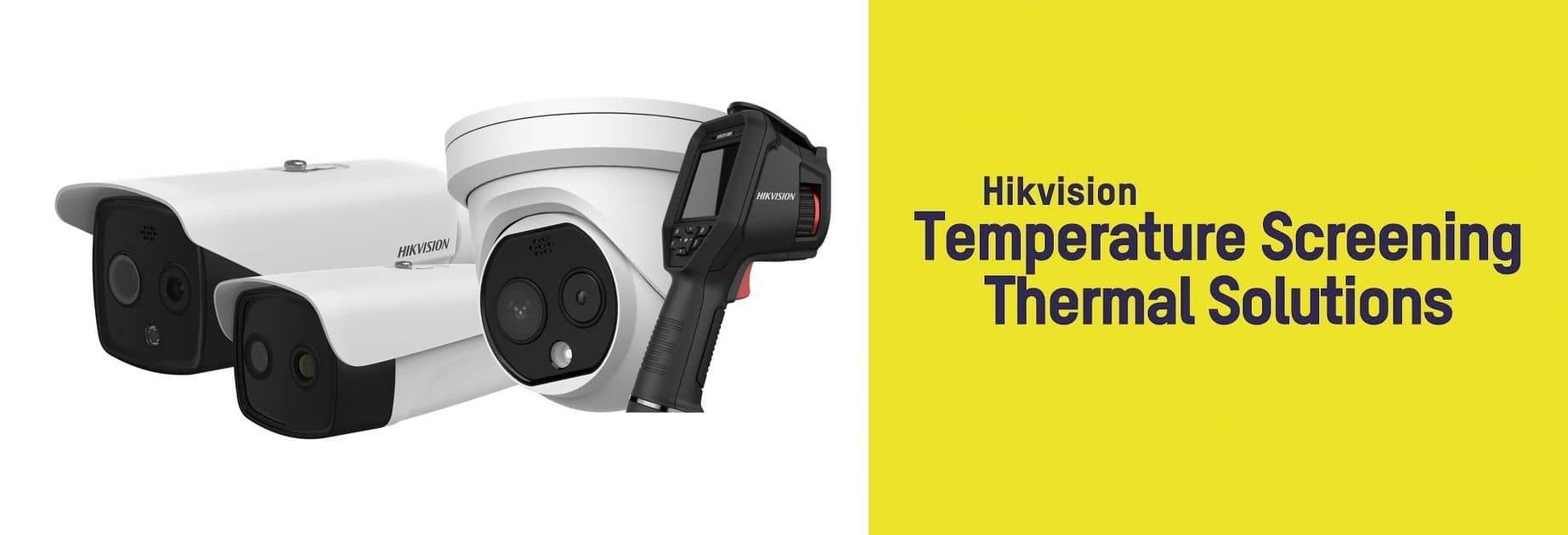 HKVISION Temperature screening solutions