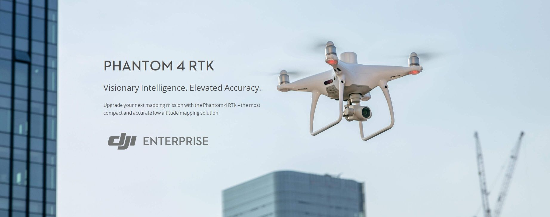 DJI ENTERPRISE PHANTOM 4 RTK