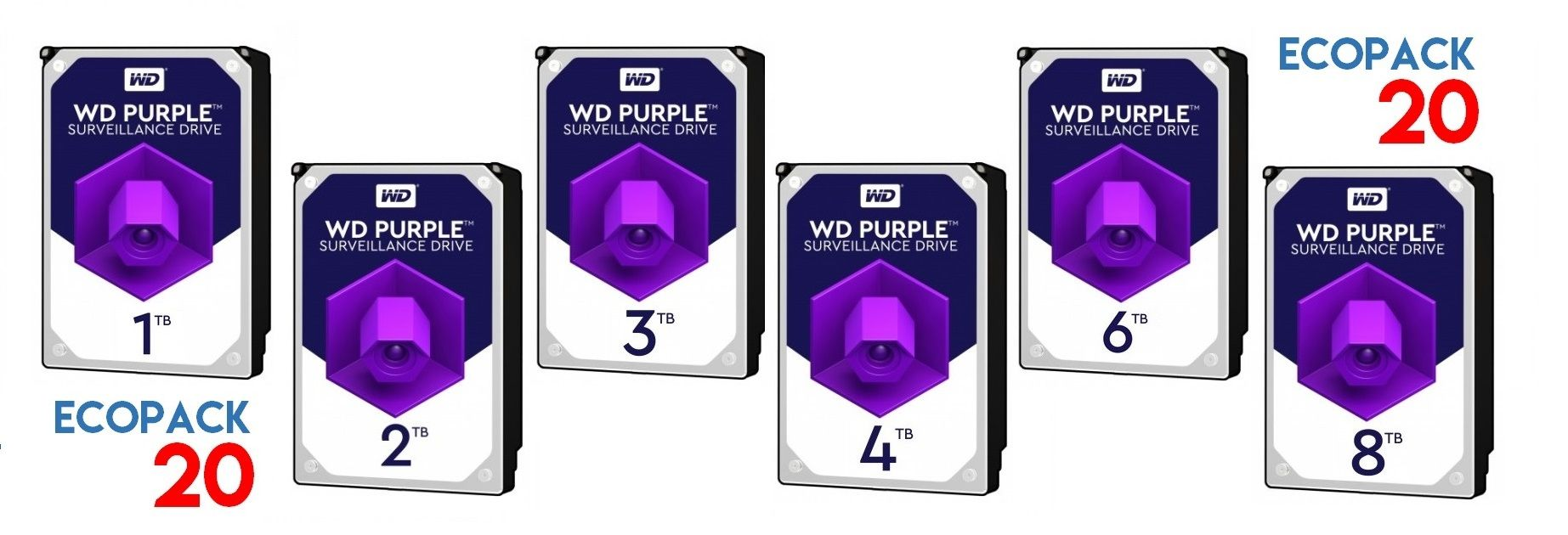 WD ECO PACK