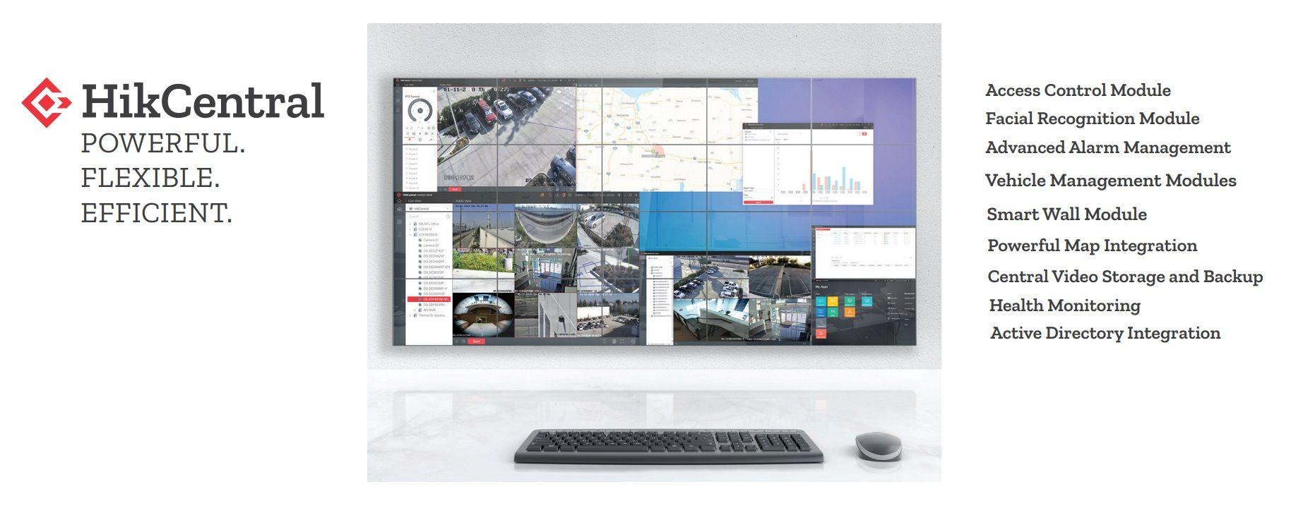 Hikvision VMS HikCentral