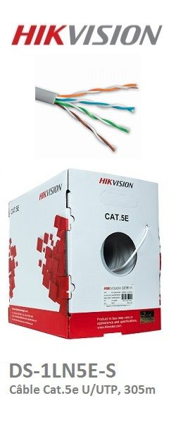 HIKVISION CAT.5E CABLE