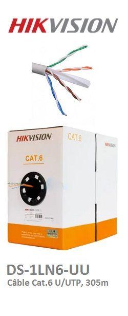 HIKVISON CAT.6 CABLE