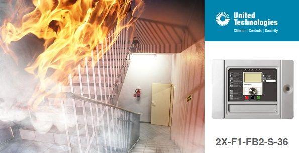 2X FIRE PANEL