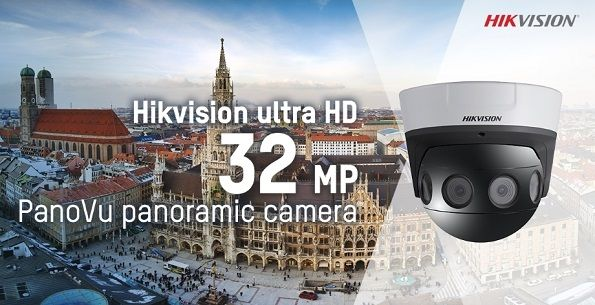 Hikvision PanoVu 32MP