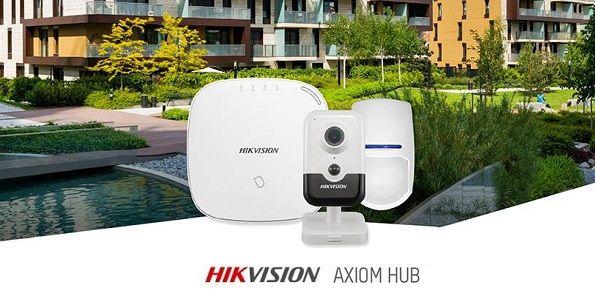 Hikvision Alarm Axiom Hub