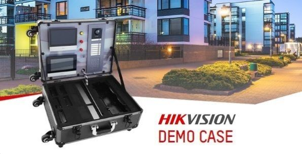 Hikvision Demo case intercom IP