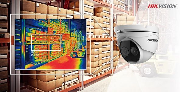 Hikvision Thermal Dome