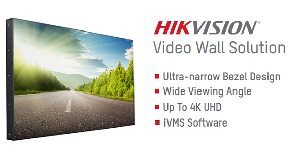 Hikvision Video Wall
