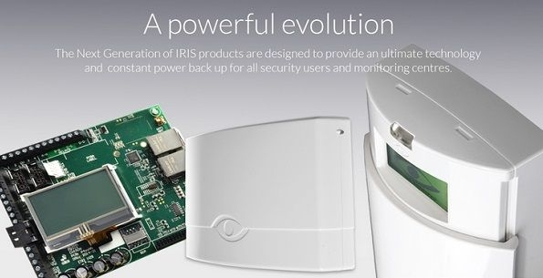 IRIS TOUCH IP TRANSMITTERS
