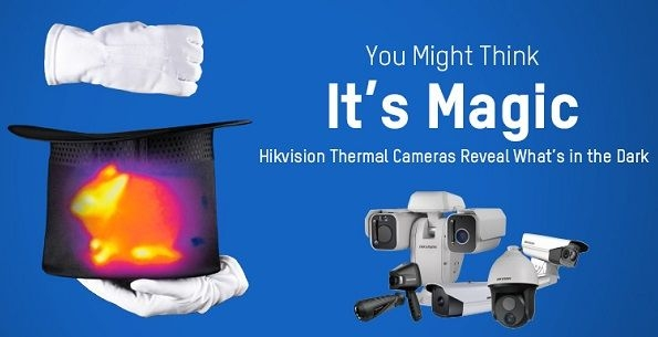 New Hikvision Thermal camera