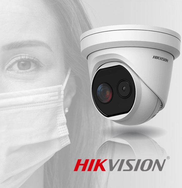 Hikvision Thermographic camera