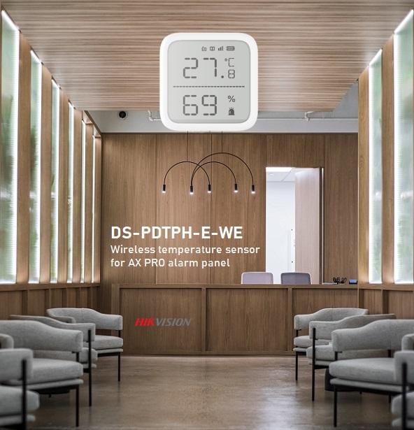 DS-DPTPH-E-W Wireless temperature sensor