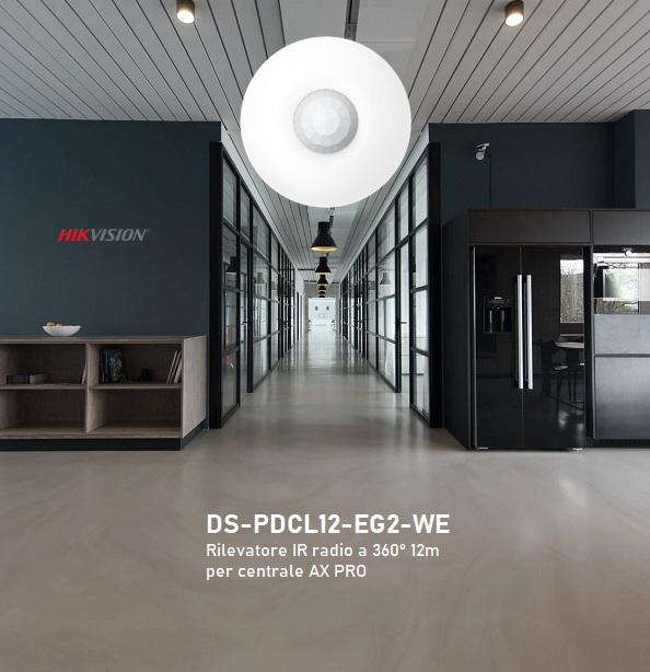 Radio IR 360° per AX Pro