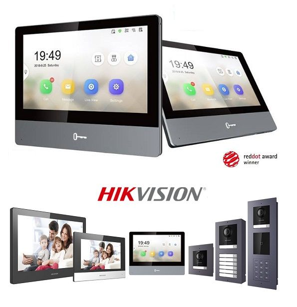 Hikvision Modular Video door station solutions