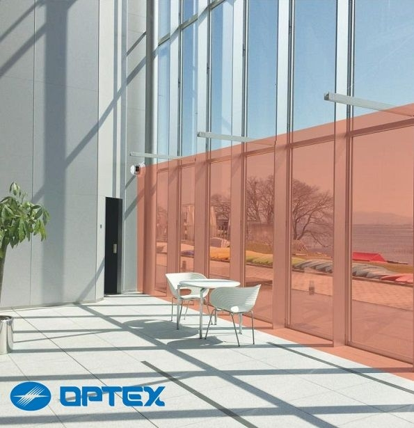 OPTEX LASER DETECTOR RLS-2020I